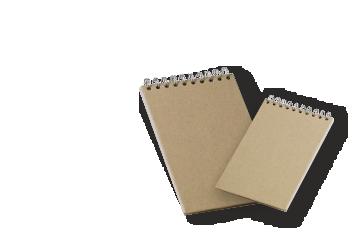 Blocks y libretas de bolsillo