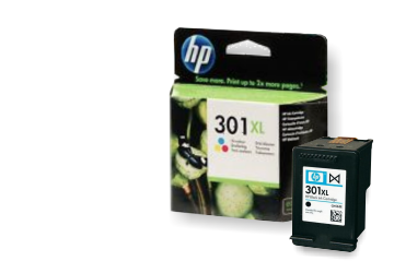 Cartuchos de tinta Originales, Hp, Epson Brother