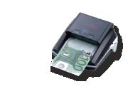 Contadores y Detectores de billetes falsos