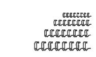 Espirales dobles wire