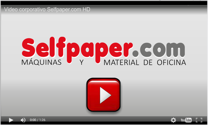 Video Corporativo Selfpaper.com