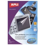 Film plastico protector pantalla Pda movil camara PSP mp4