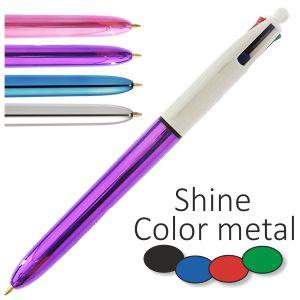 Bic 4 Colores Shine
