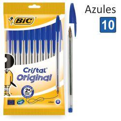 Bic Cristal Blister 10
