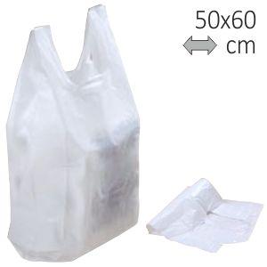 Bolsa Plastico, Camiseta grandes
