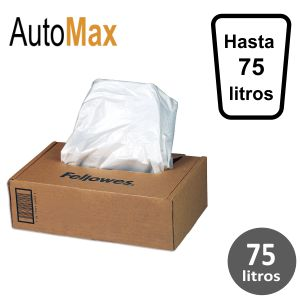 Bolsas para Destructoras Fellowes Automax 300c 500c