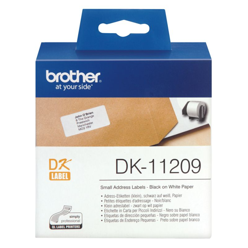 Brother DK-11209 33873  4977766628136