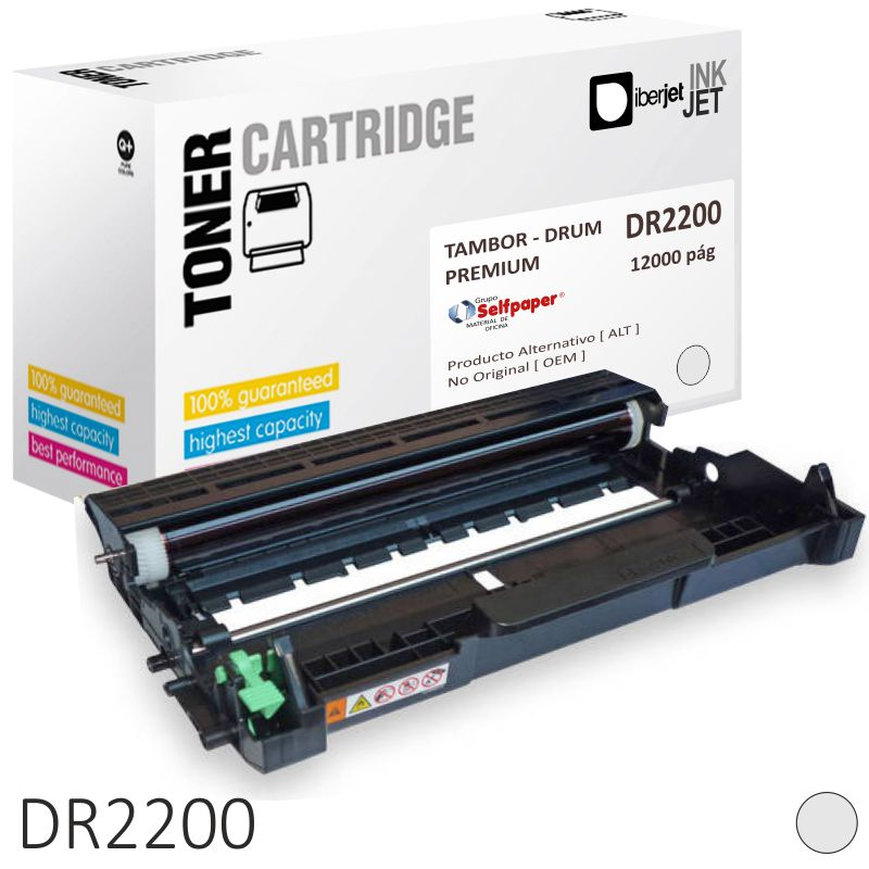 Brother DR2200 compatible, Tambor, fotoconductor