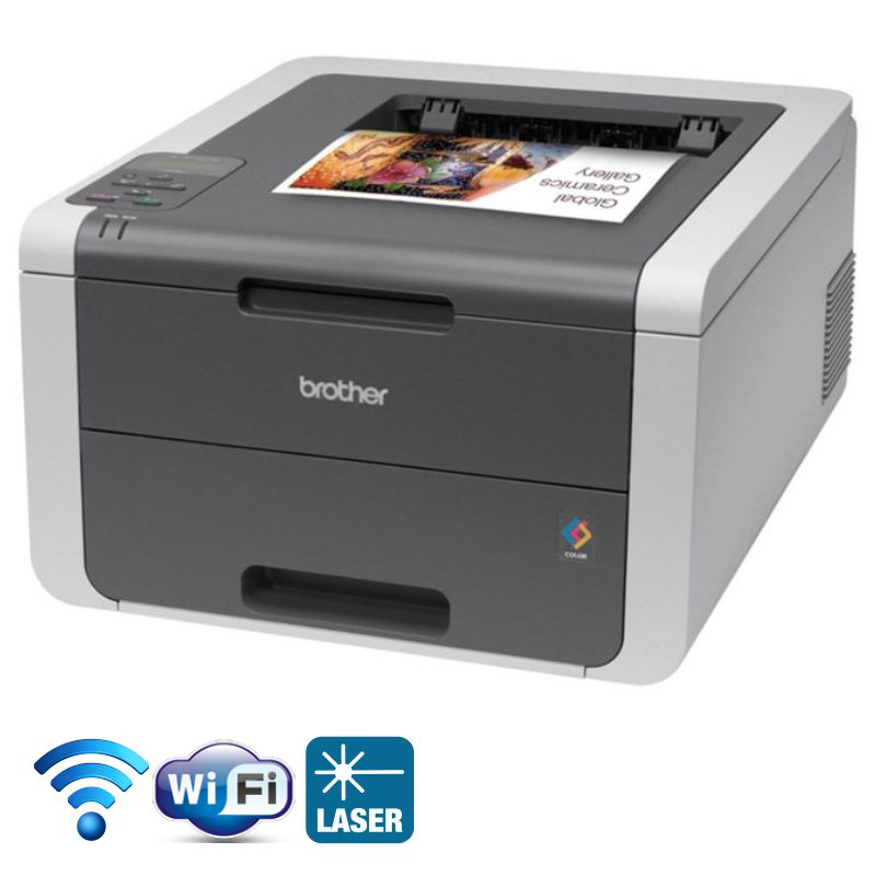 Brother HL-3140CW Impresora Laser