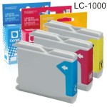 Brother LC1000 compatible cartucho