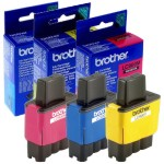 Cartucho Original tinta Brother LC-900 color LC900 C M Y