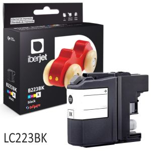 Brother LC223BK LC227XL Compatible
