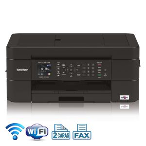 Brother MFC-J491DW, doble cara automatica, Wifi y Fax