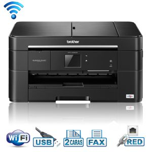 Comprar Brother MFC-J5320DW Multifuncion con Fax, Wiifi, Red, A3