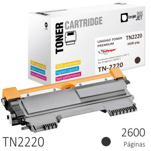 Brother TN2220, toner compatible