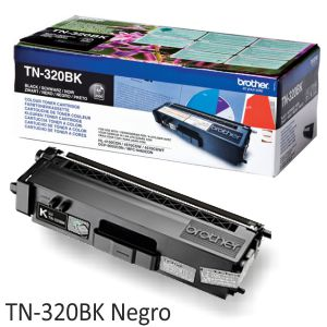 Brother TN320BK - Toner