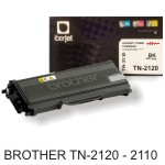 Brother TN2120 compatible reciclado TN2110 Alta capacidad