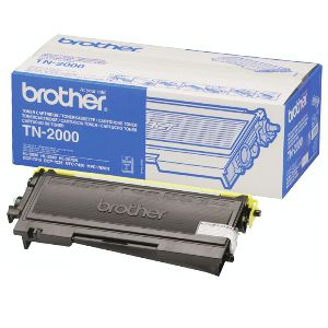 Brother TN2000, tóner original, DCP-7010, MFC-7220, HL2030