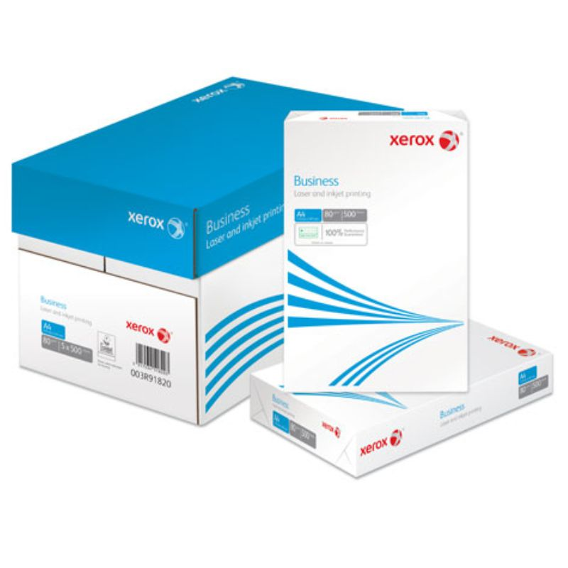 caja papel xerox business a4 003r91820