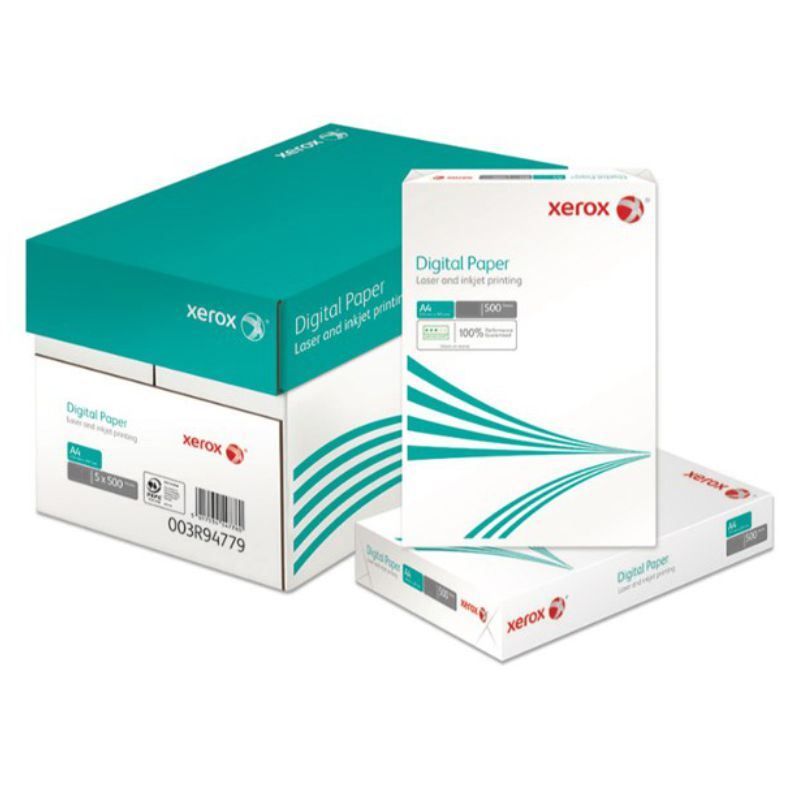 caja papel xerox digital plus 003r98694