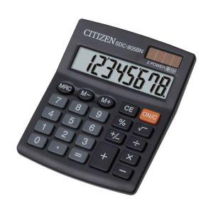 Calculadora Citizen SDC-805BN, 8