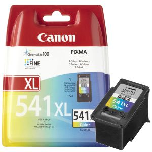 Canon CL-541XL - Cartucho de tinta tri-color alta capacidad