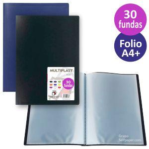 Carpeta 30 Fundas Multiplast