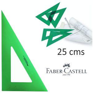 Cartabon Faber-Castell 25 Cms.