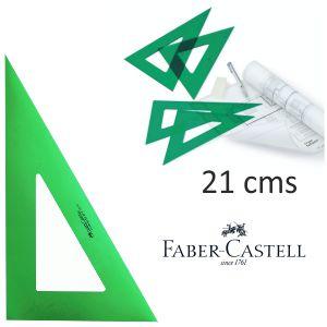 Cartabon Faber Castell verde,
