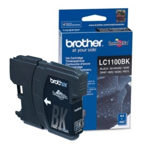 Cartucho Original Brother LC-1100 BK Negro