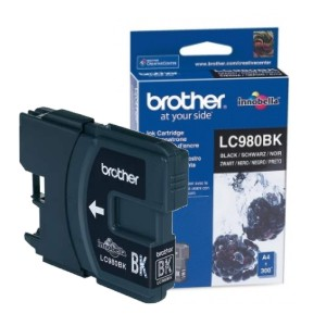 Brother LC980BK LC-980BK Negro
