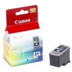 Cartucho tinta original  Canon CL-41 color CL 41 Cromalife