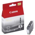Cartucho Original Canon CLI-8BK Negro Photo 13ml negro