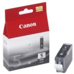 cartucho original canon pgi 5bk negro 26 ml