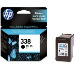 cartucho original hp nº 338 11 ml tinta negro ink jet
