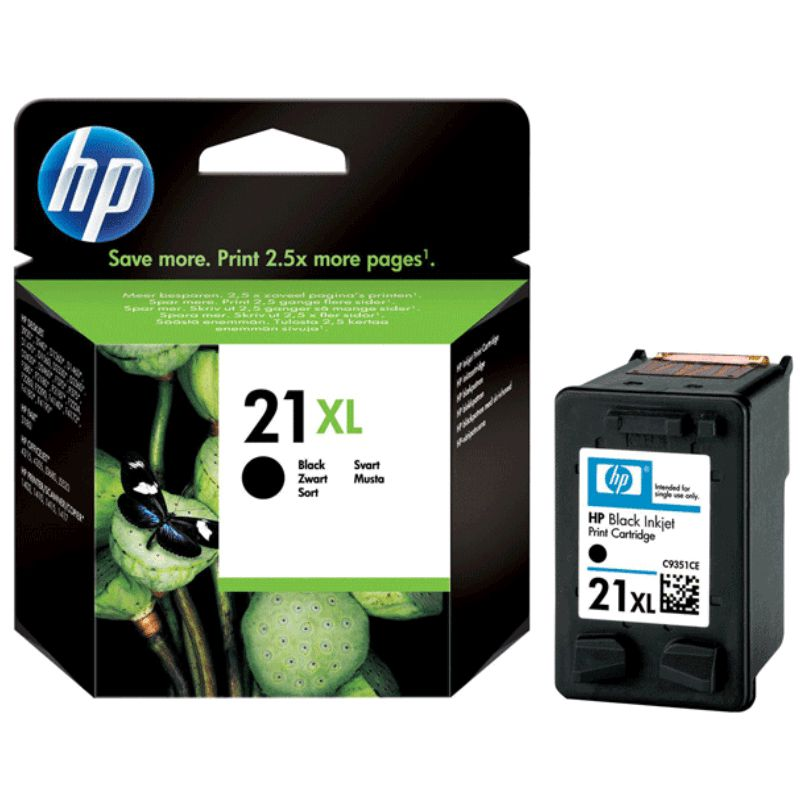 HP 21XL C9351CE Cartucho
