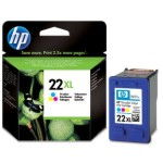 Cartucho Original HP 22