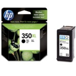 cartucho original hp nº 350 XL negro 1000 Pag. tinta 25 ml