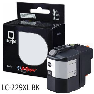 Cartucho Compatible Brother LC229XLBK