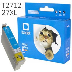 Cartucho Compatible Epson 27XL