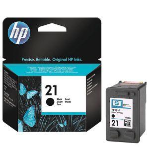HP 21 cartucho negro