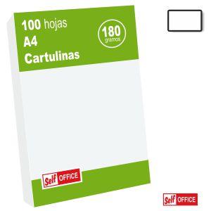 Cartulinas Din A4 Blanco