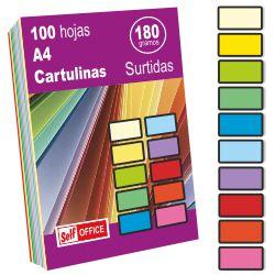 Cartulinas Din A4 -folio-
