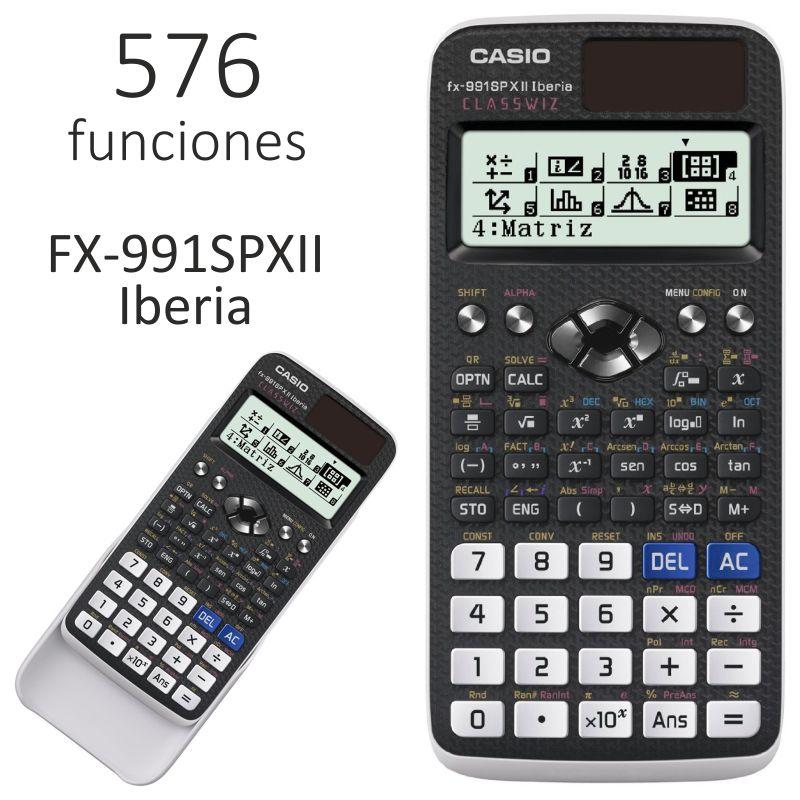 b3ee239d2897 Comprar Casio fx-991SPXII Iberia
