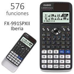 Casio fx-991SPXII Iberia, calculadora