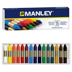 Ceras blandas Manley 15