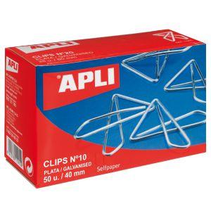 Clips Mariposa Apli 40