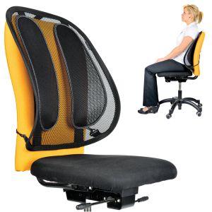 Cojines Lumbares para sillas de oficina, Selfpaper.com.