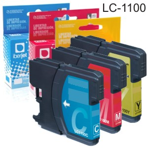 Compatible Brother LC1100 LC-1100