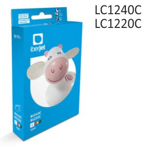 Compatible Brother LC1240C LC1220C color Cyan